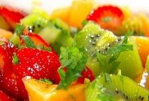 Fruit Salads / by Sharon Stone Ridgard