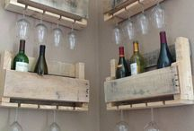 CELLAR + RACK / by Wine Glass Writer