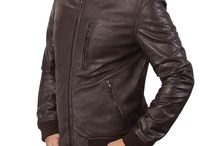 Bomber and Regular fit Jacket / Buy Leather Jacket Online in India at Best Price. Shop for Bomber and Regular fit Genuine Jackets at Voganow.com