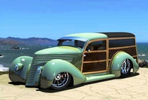 Woodies ± Wagons
