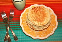 PANCAKES!!!!! / All the best pancake recipes!