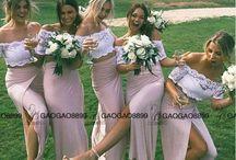 Chicas boda