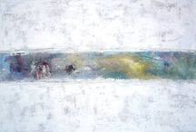 cuadros blancos - white paintings - weisse Bilder