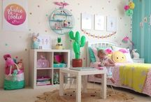 Girls Decor MGS