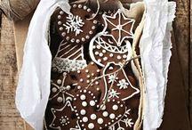 Jule baking
