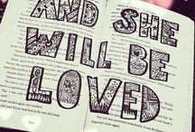 Artsy quotes lyrics drawings  / super cutes lyrics drawings from favorite songs ♥♡♥