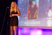 EᒪᒪIE GOᑌᒪᗪIᑎG / Ellie Goulding / by Larry Loe