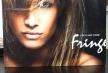 Cut, coloring, styling hair / Cut, color, makeup and hair designs by staff at Fringe Salon. We've been in business since 2005 and love what we do!!