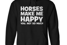 About horses