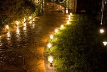 light decor wedding