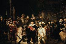 Rembrandt van Rijn / Rembrandt van Rijn