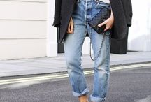 DENIM WOMEN / www.thedenimdaily.com denim inspiration for women