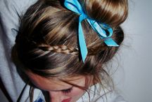 hair/makeup/nails. / by makyla thompson