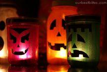 Hello-weeeeeen! / Halloween and Samhain ideas and decor.