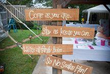 Wedding ideas / by Diane Hintz