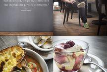 Restaurants to inspire