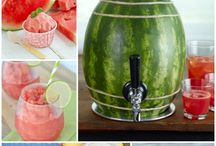 Watermelon Recipes / Delicious watermelon recipes.