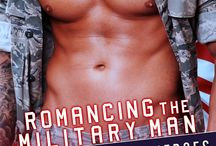 Romancing The Military Man / Boxed Set Coming September 2015 Denise A. Agnew, Toni Anderson, Adrienne Bell, Karen Fenech, Riley J. Ford, Sharon Hamilton, Lisa Hughey, Kathy Kulig, Caridad Pineiro, Jan Springer / by Jan Springer