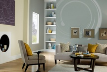 Previous BEHR Color Trends / Featuring BEHR's previous color trends to provide style and color inspiration! / by BEHR Paint