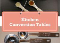 Kitchen Tips