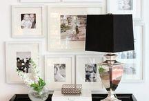 Ny stue / Interiør