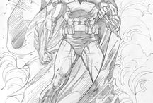 DC Comics / by Adam Rhymer