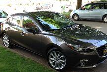 My new car, May 2014