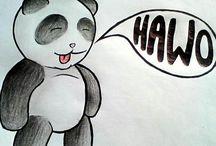 My drawings :)