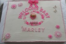 Baby Shower Cakes! / Treats for the Mother to Be!