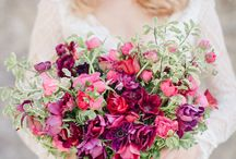Bold Purples & Pretty Pinks / by Vintage Wedding Love