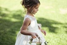 Wedding FLOWER GIRLS / All cuties
