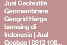 Jual Geotextile Non Woven - Geotextile Woven