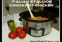 Slow Cooker meals / Healthy version meals / by Tracy Eller