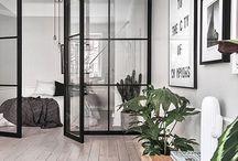 Spaces / Interior and exterior design, decor, furniture, and craft.