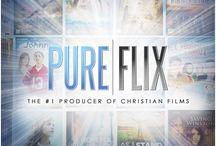 Pure flix films/Christian films / by Suzanne Behm