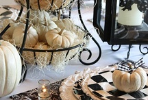 Decorations for events, holidays, etc. / by Erika V
