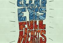Clear Eyes Full Hearts  / by Ashlyn Gathman