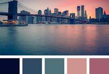 Palete cores