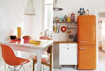 Cool Kitchens / Some of my favourite photos of kitchens
