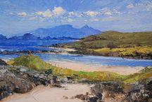 Seascape Paintings & Prints / Contemporary Seascape Paintings