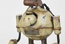 Robot / art