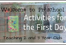 3 years old activities