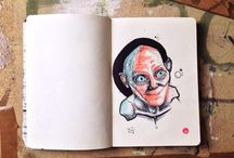 Comics Art / Character-Art