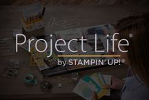 Project Life:  By Stampin Up
