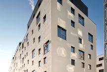 Многоквартирная архитектура / Архитектура многоквартирных, многоэтажных домов и все что к ней относится.