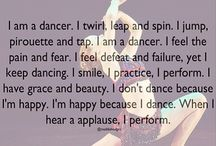 Only dancers understand