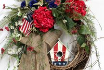 Patriotic Inspiration / by Gassafy Wholesale Florist