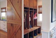 new house mudd room