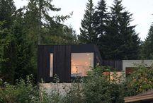 PROJECT - SQUAMISH HOUSE / modern house - squamish bc - hunterOFFICE