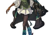 sister four Drakengard